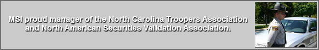 North Carolina Troopers Association